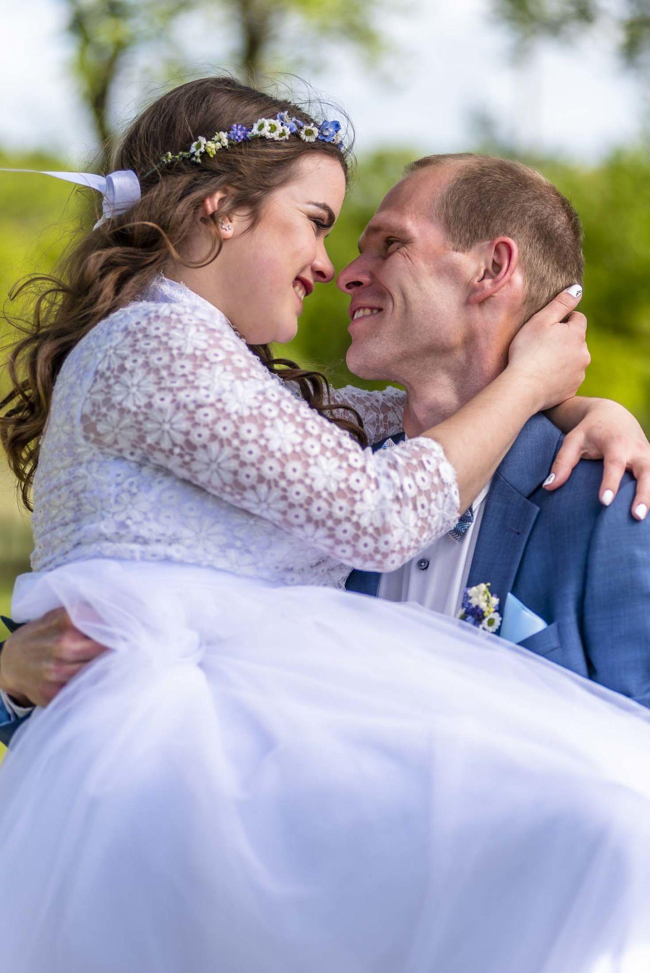Svatba vBrně