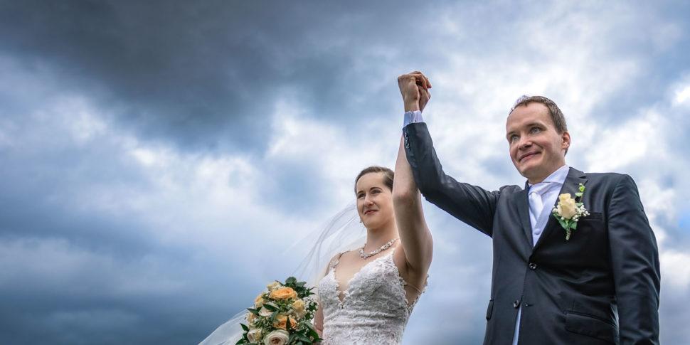 Nevěsta aženich, svatba naVysočině