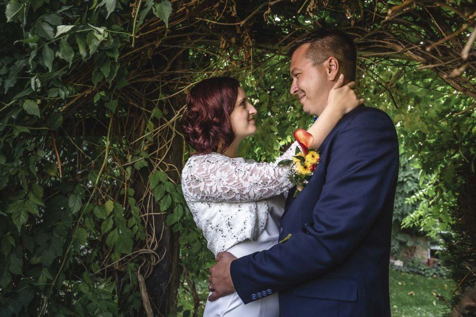 Svatba naKroměřížsku