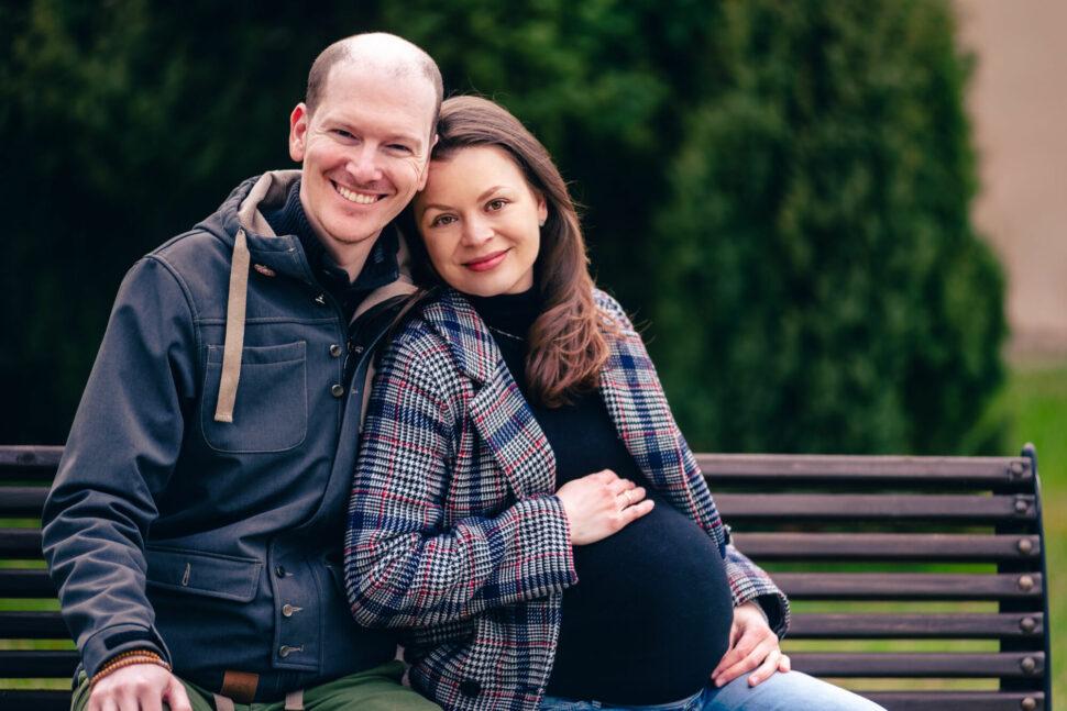 Rodinná fotografie, těhotenské focení